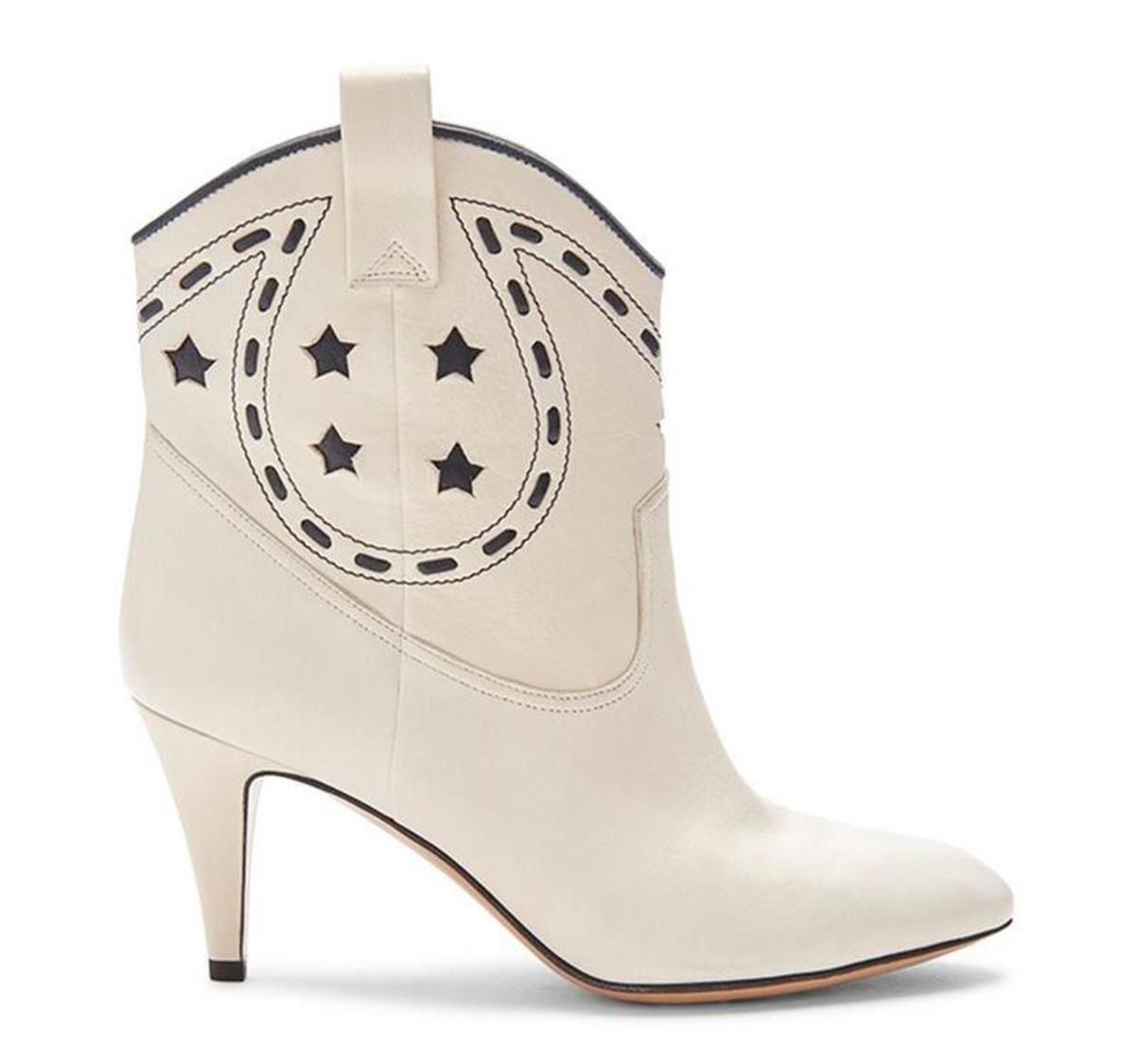 Marc Jacobs Georgia Cowboy Boot, $495, available at MarcJacobs.com..