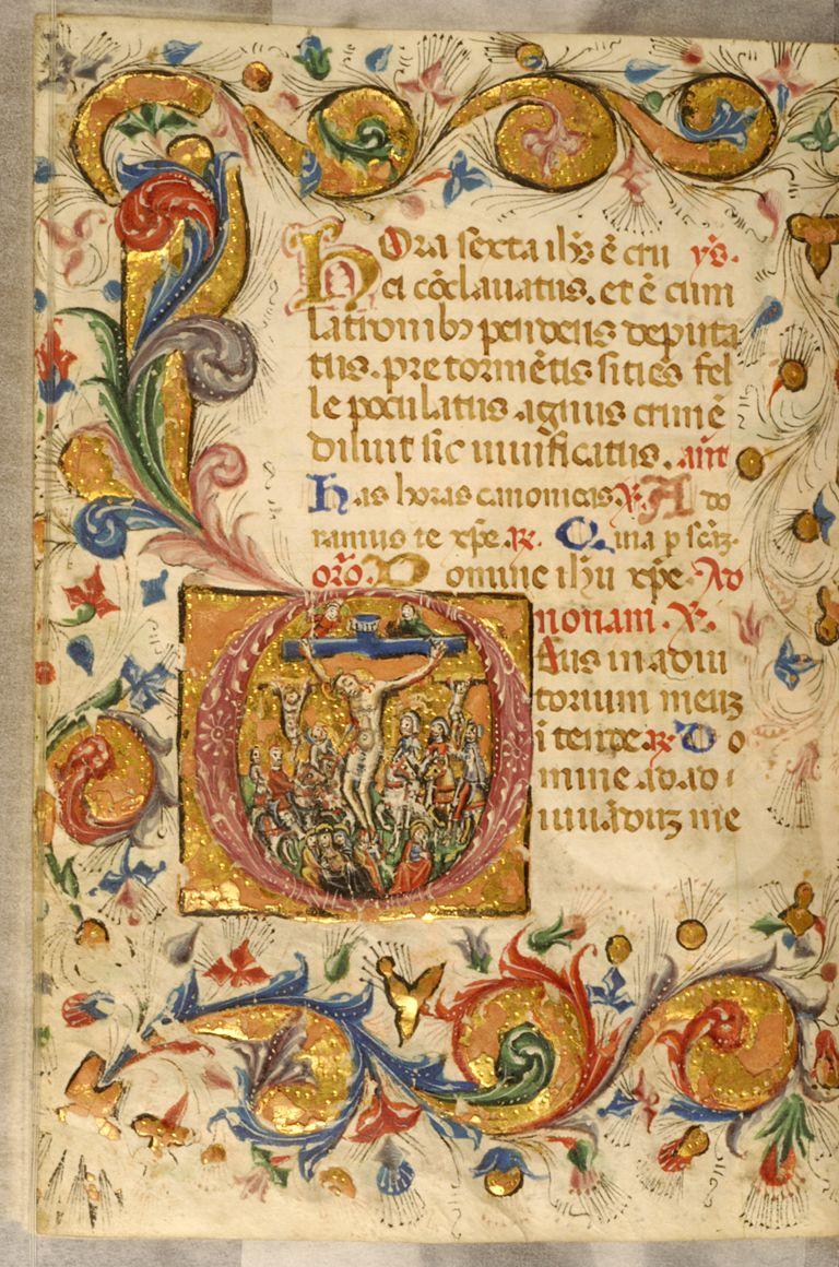 Zanino di Pietro - Leaf from Book of Hours - Walters W32286V - Open Reverse.jpg