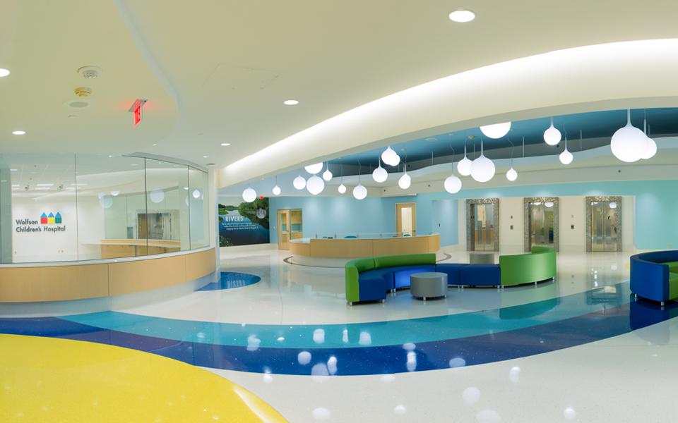 Baptist Medical Center Wolfson Children's Hospital by