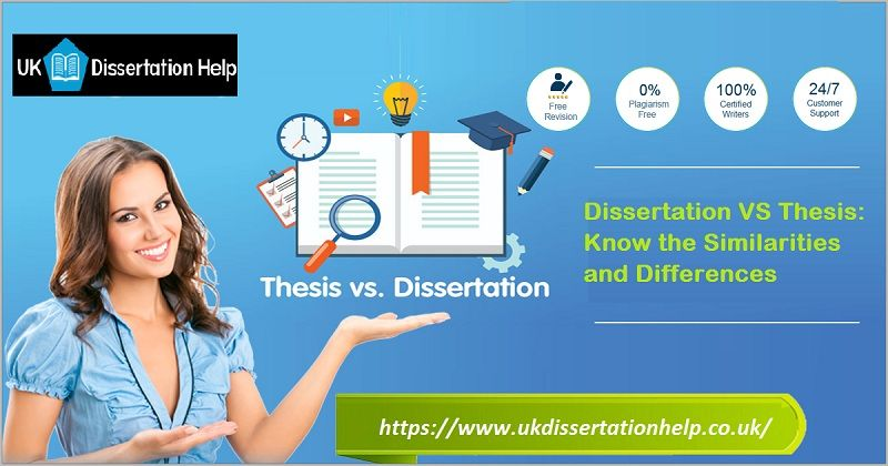 Dissertation V Thesi Know The Similaritie And Difference Writing Service Thesis