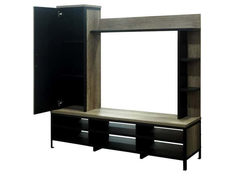 meuble tv haut a niche 170 cm 688750