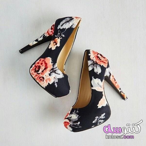 أحذية نسائية بالكعب العالي احذيه نسائيه 2020 بالوان رائعه اجمل احذيه كعب عالي 2020 احذية رقيقة Kntosa Com 30 19 156 Heels Vintage Heels Heels Classy