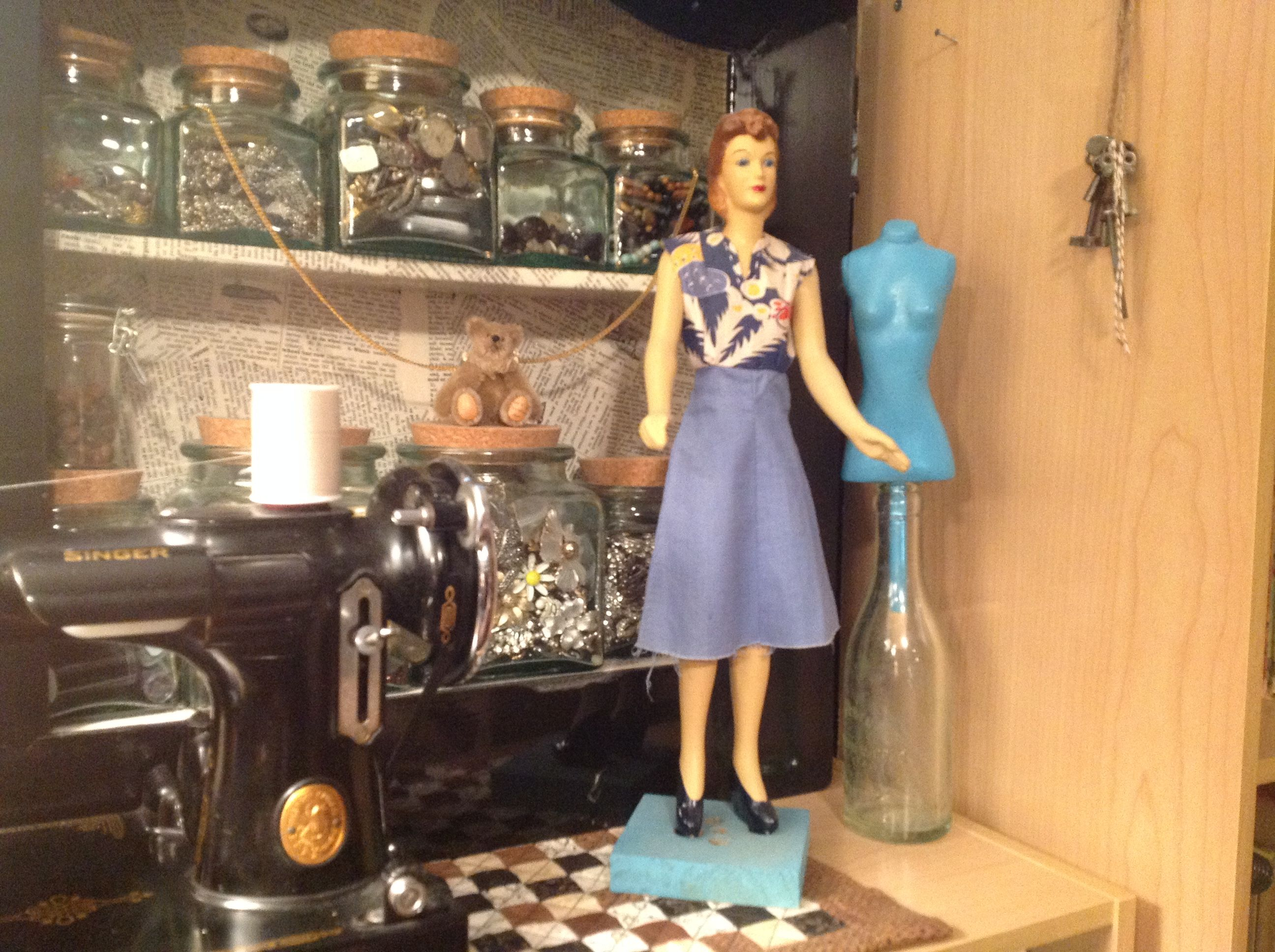 Fashiondol sewing mannequin dress forms mannequins