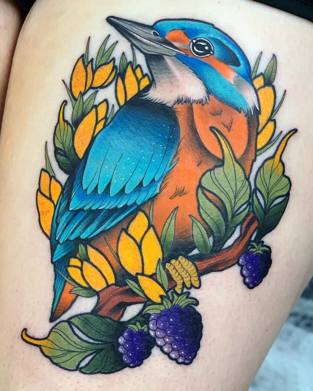 lennoxtattoo in 2020 Tätowierungen, Tattoo spirit