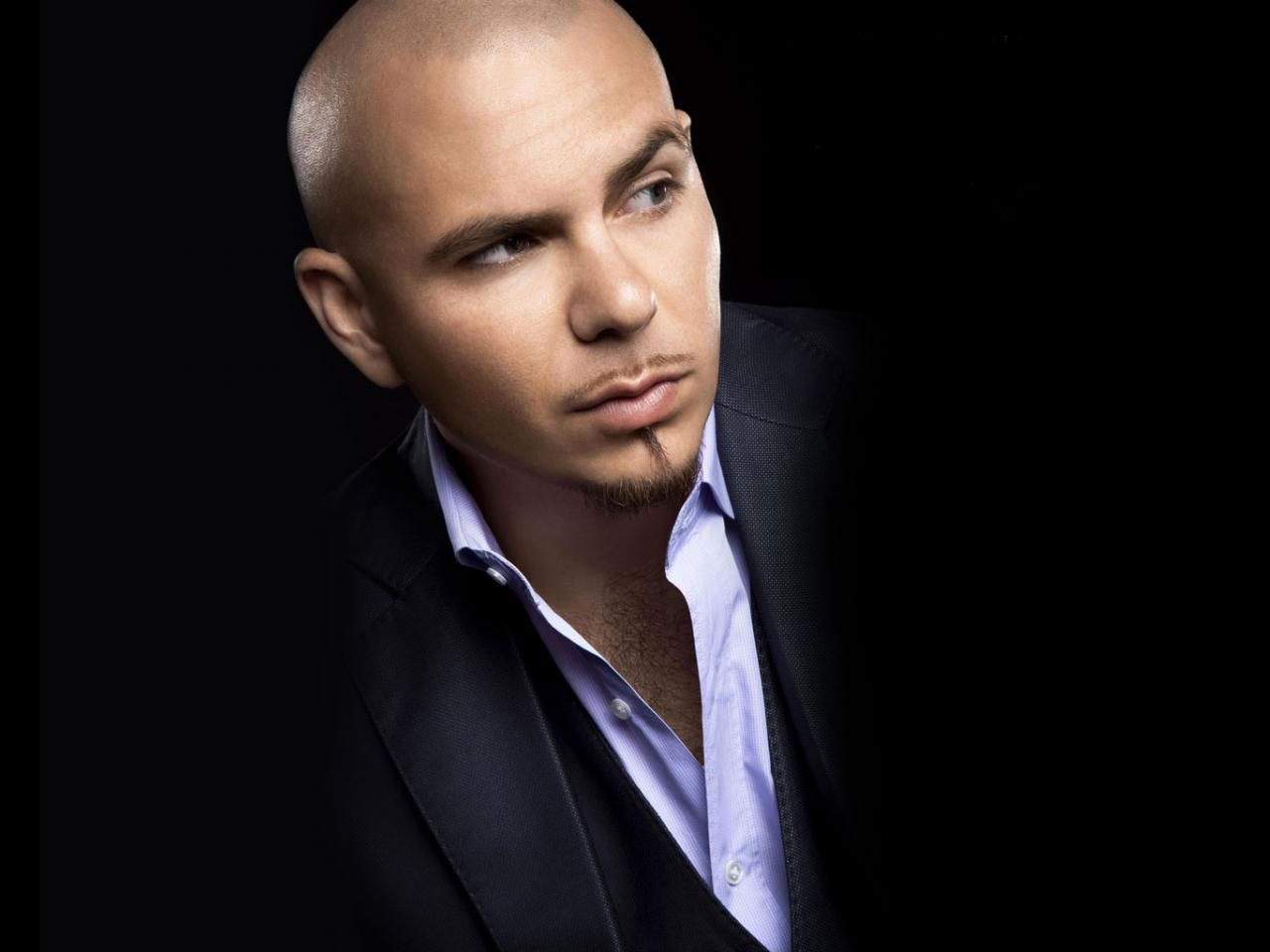 Sorry Chris.  If Pitbull knocks on my door, I am NOT turning him away!