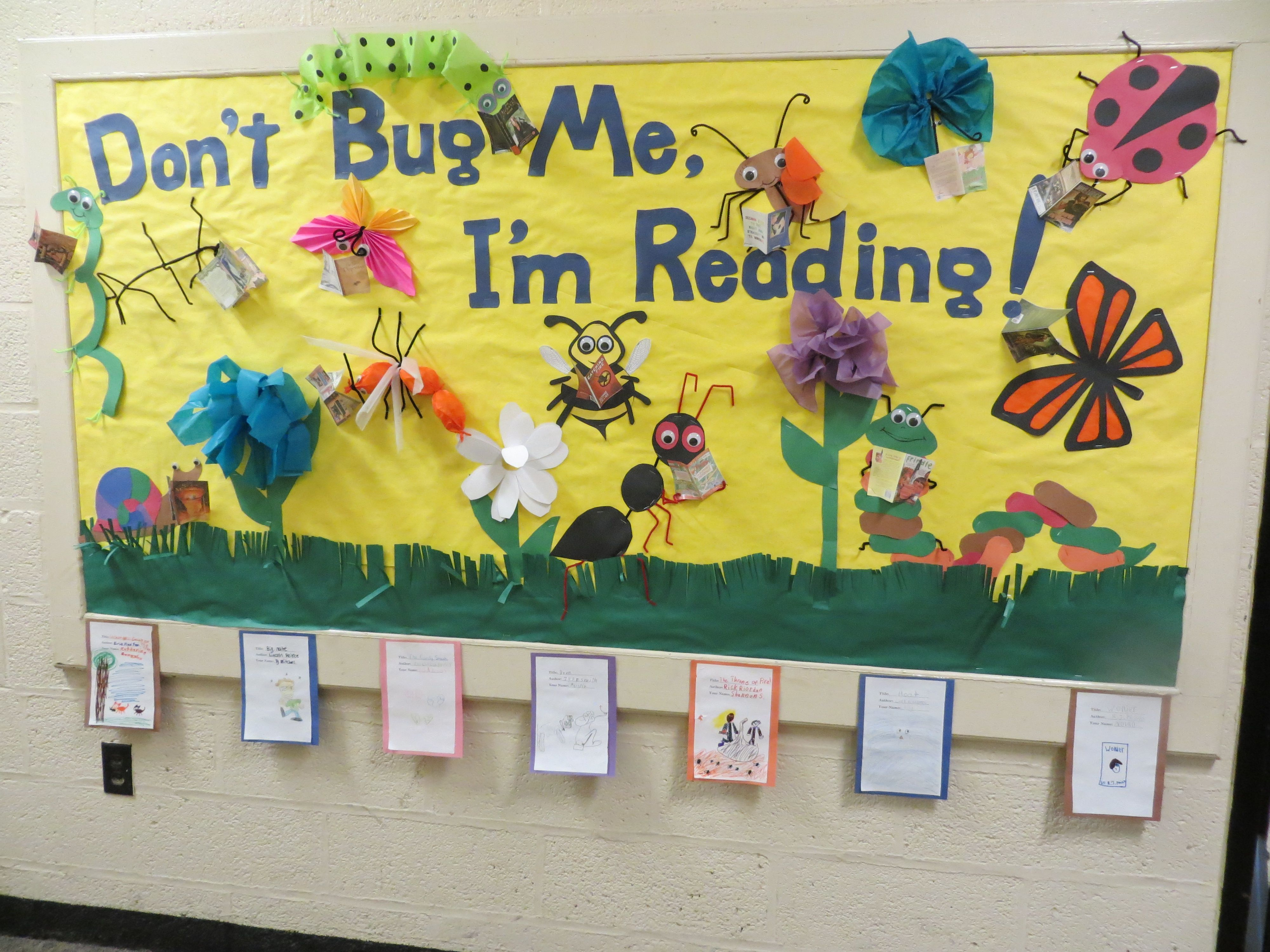 Adorable- Don't Bug Me, I'm Reading!! | Back to School ...