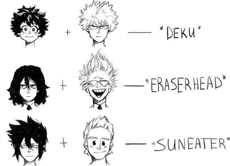 If The Trend Continues Kaminari Will Give Shinsou His Hero Name I Think It S Gonna Be Logical Ruse My Hero My Hero Academia Memes Hero