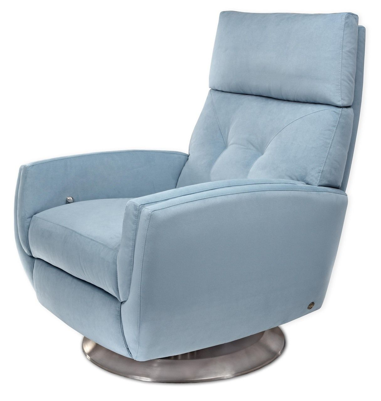american leather chairs and recliners party tables for sale gavin recliner by grade 8 fabric living area