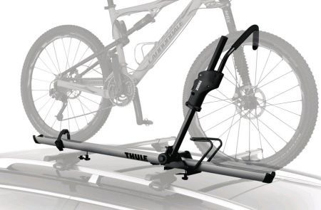 A Great Way To Carry Bikes Thule 594xt Sidearm Quick Rooftop