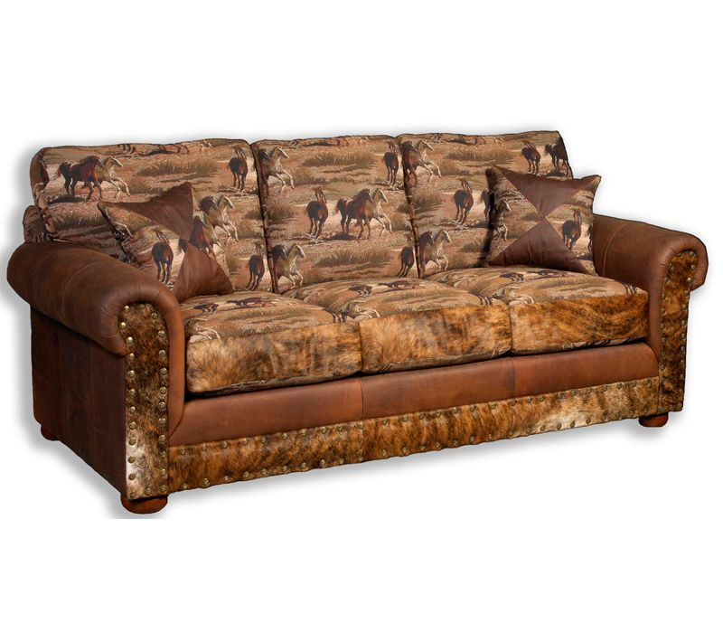 rustic western couches   Details quick view   furniture ...