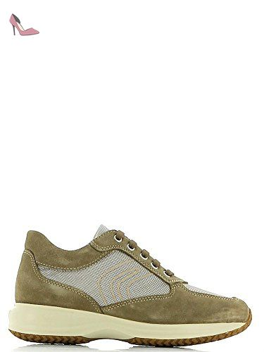 Snake A, Sneakers Basses Femme, Gris (Azure), 40 EUGeox