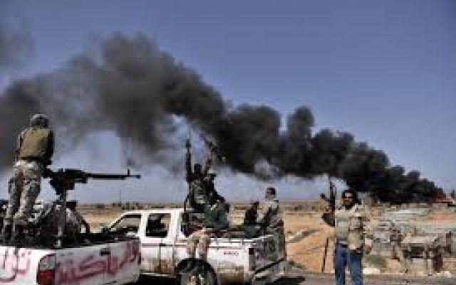 Libia, orrenda tensione colpisce l'Italia... Due settimane fa nella città libica, a meno di cento chilometri dal confine con la Tunisia, gli americani avevano lanciato un attacco aereo allo scopo di uccidere Noureddine Chouchane, considerato la #libia #sabrata #rapimenti