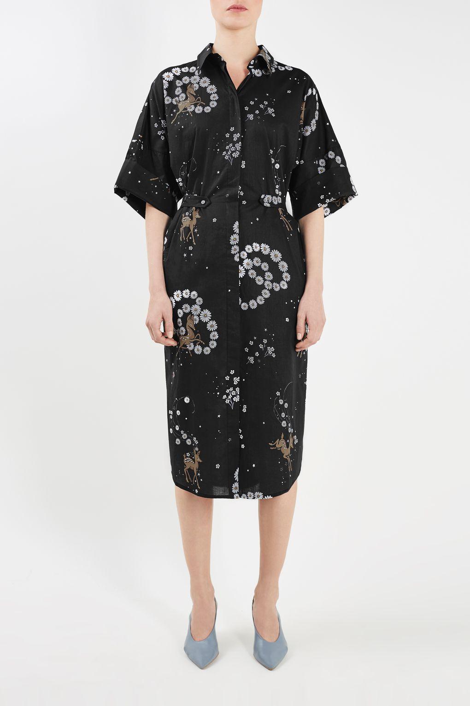 Tiller Shirt Dress by Unique - Topshop Unique February 2017 - We Love -  Topshop 53eb8708a