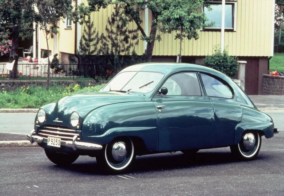 Saab Automobile 19462011 Teknikens Värld i 2020 Saab