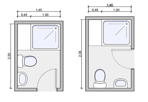awesome-small-bathroom-floor-plans-with-three-quarter-