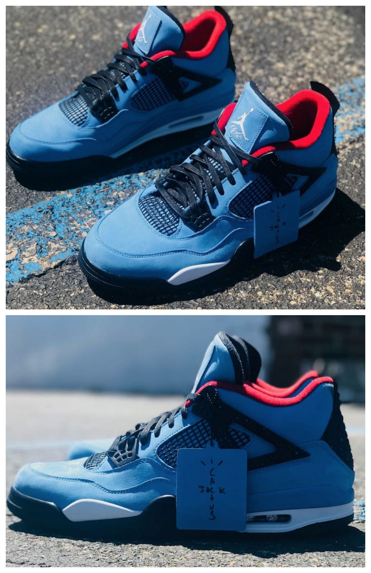 Travis Scott X Air Jordan 4 Cactus Jack Click To Buy Today