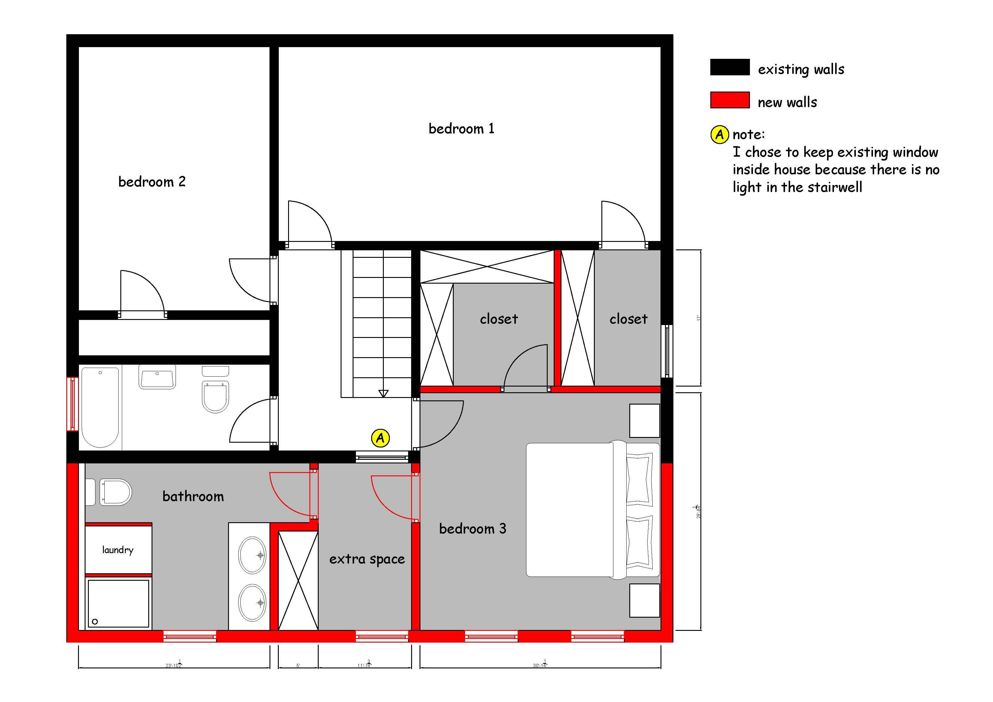 Floor Plan With Measurment Jpg 3309 2339 Master Bedroom Addition Bedroom Addition Plans Luxury Master Bedroom Suite
