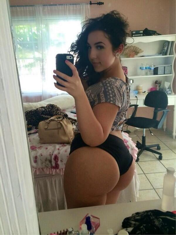 See through thong porn