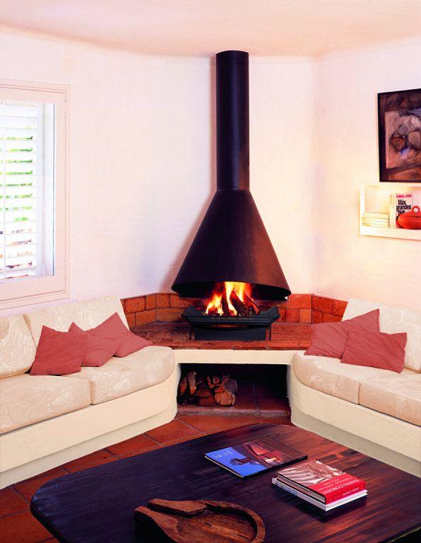 Chimeneas rusticas buscar con google fire place - Chimeneas rusticas de rincon ...