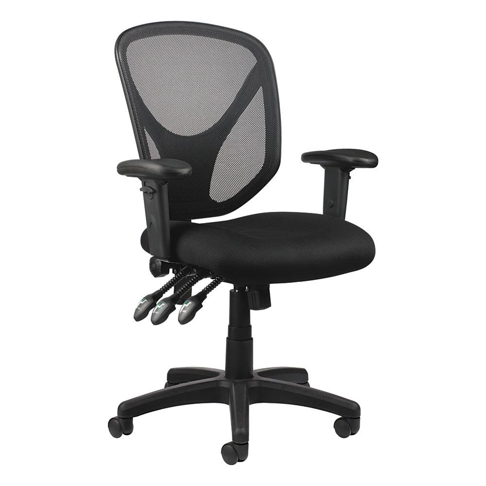 $99 office max realspace® mftc 200 multifunction ergonomic super
