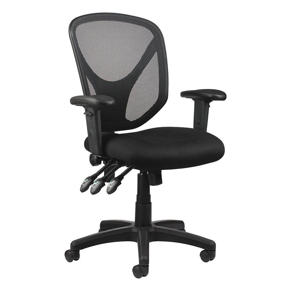Groovy 99 Office Max Realspace Mftc 200 Multifunction Ergonomic Machost Co Dining Chair Design Ideas Machostcouk