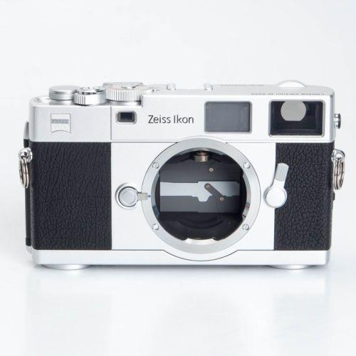 Zeiss Ikon ZM Limited Edition Rangefinder Film Camera Leica