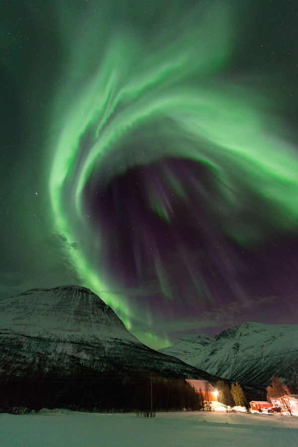 Northen Light in tromso - this is the next place I will be visiting (hopefully)
