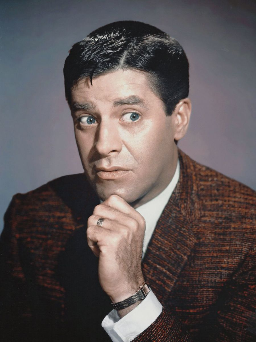jerry lewis tom jones