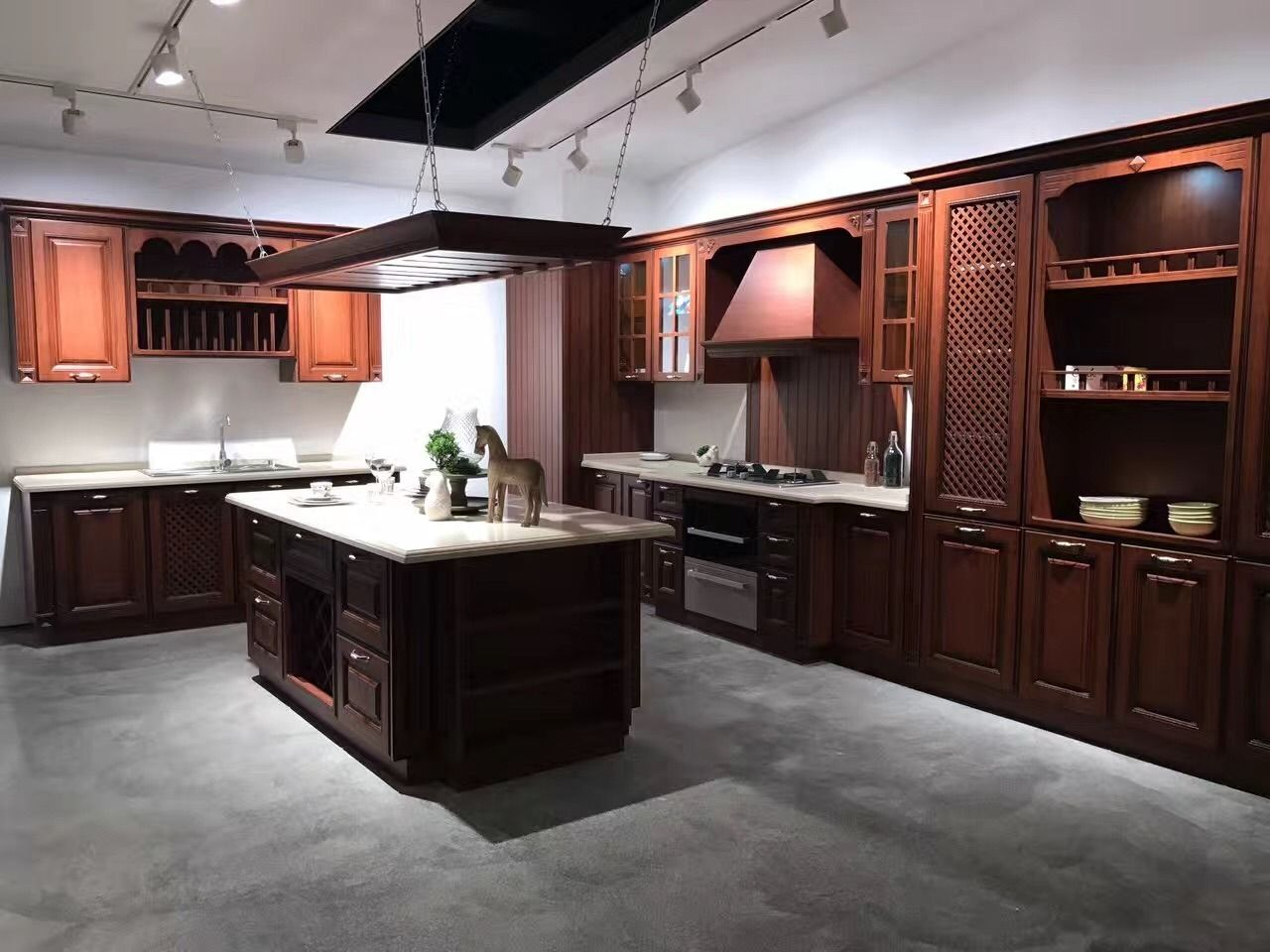 American Style Luxury Solid Wood Simple Designs Accessories Kitchen Furniture Kitchen Furniture Kitchen Cabinet Styles Solid Wood Kitchen Cabinets