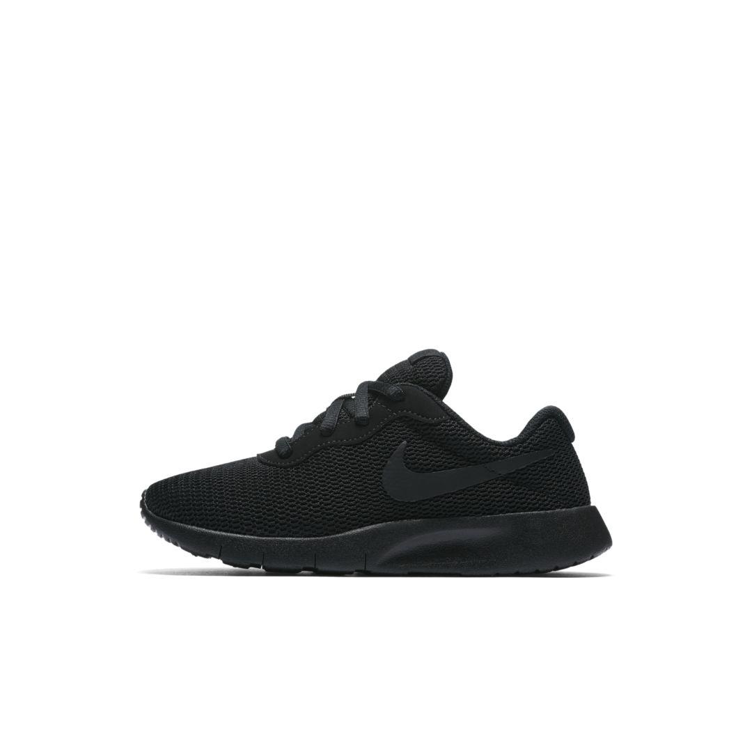 new style 3882f 11b9b Nike Tanjun Little Kids  Shoe Size 12.5C (Black)
