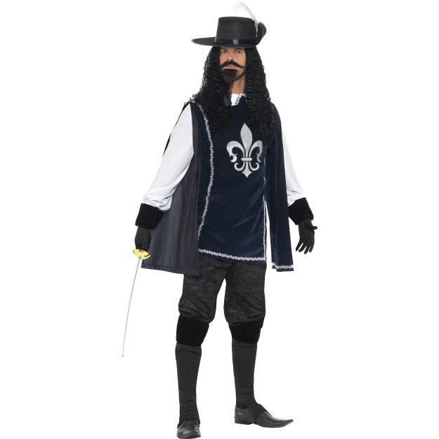 Disfraz de Mosquetero Halloween costumes Pinterest Male - halloween costumes ideas men
