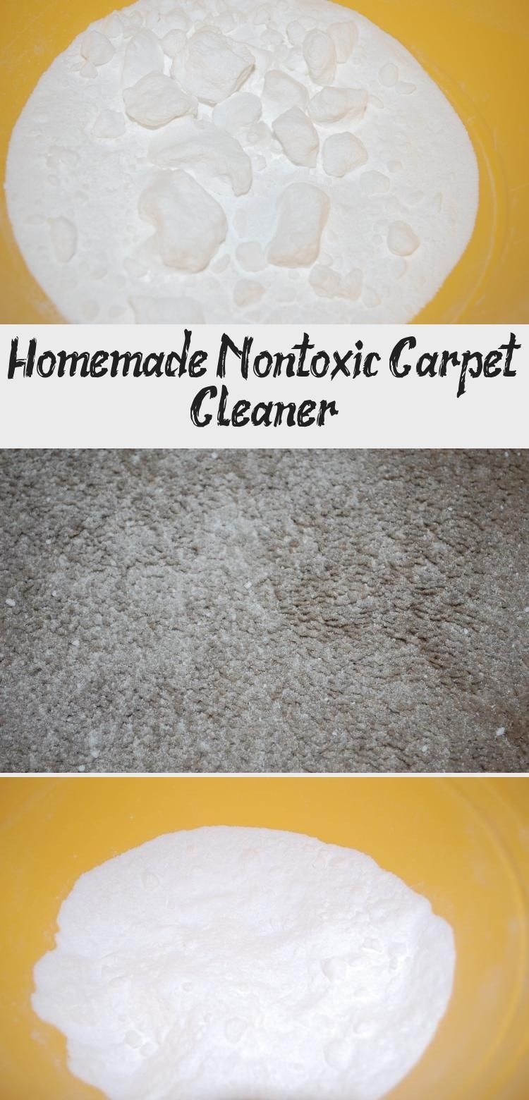 Homemade Non-Toxic Carpet Cleaner   Modern Alternative Health Naturally deodorizes kills fleas and deters mice [we dont have a mouse problem but fleas love our drive way] #carpetcleaningBeforeAndAfter #Oldcarpetcleaning - Carpet Cleaner - ideas of Carpet Cleaner #CarpetCleaner #VinegarBakingSodaCleaner