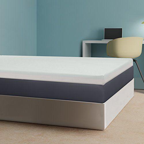 Best Price Mattress 4 Inch Memory Foam Mattress Topper Queen