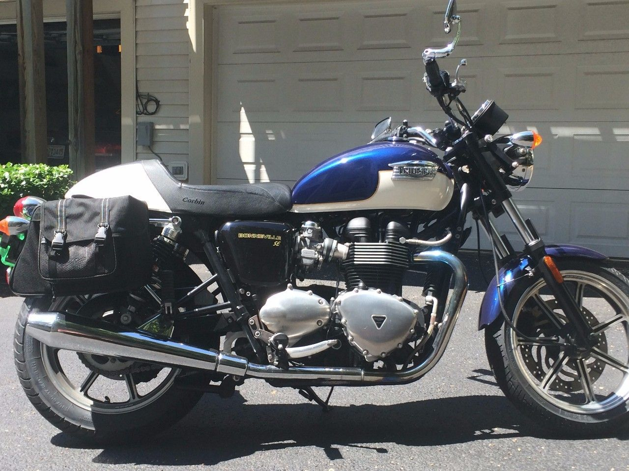 Check out this 2009 Triumph Bonneville SE listing in Rockville, MD 20850 on…