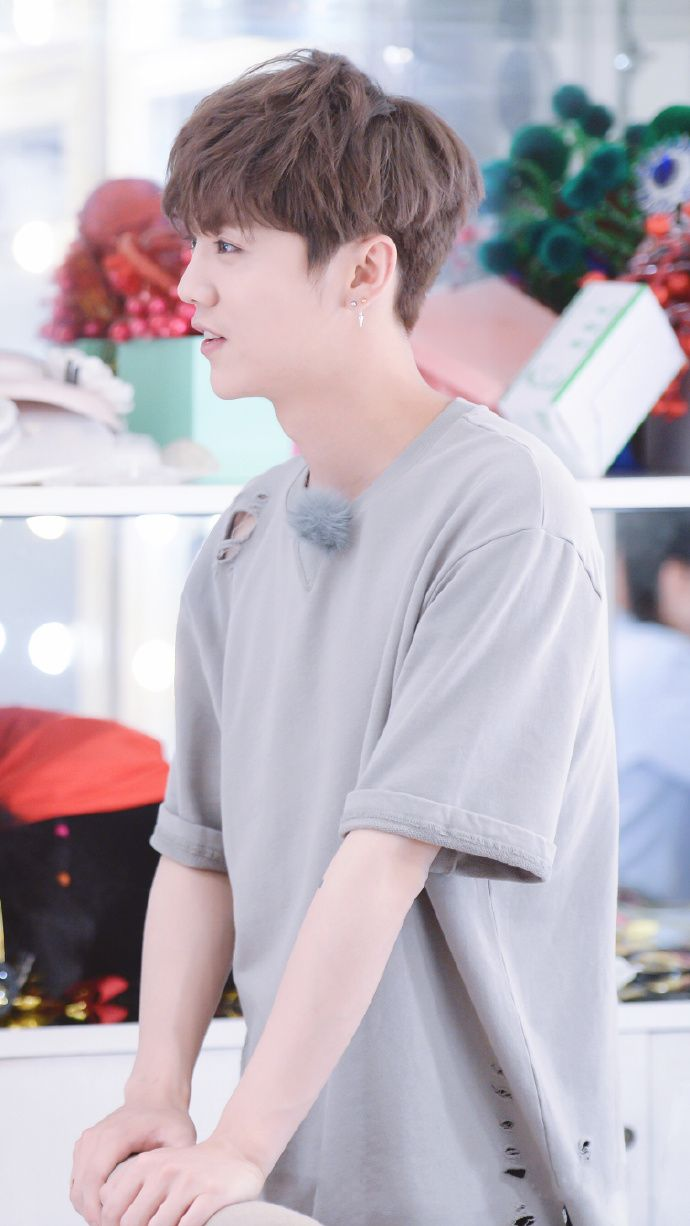 Luhan Date Super Star 170608 Photo Hair Inspiration In