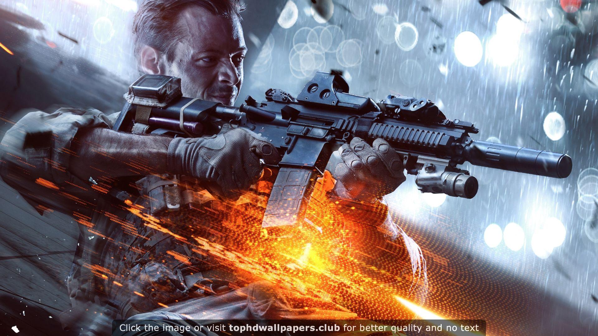 Battlefield Daniel Recker 4k Or Hd Wallpaper For Your Pc