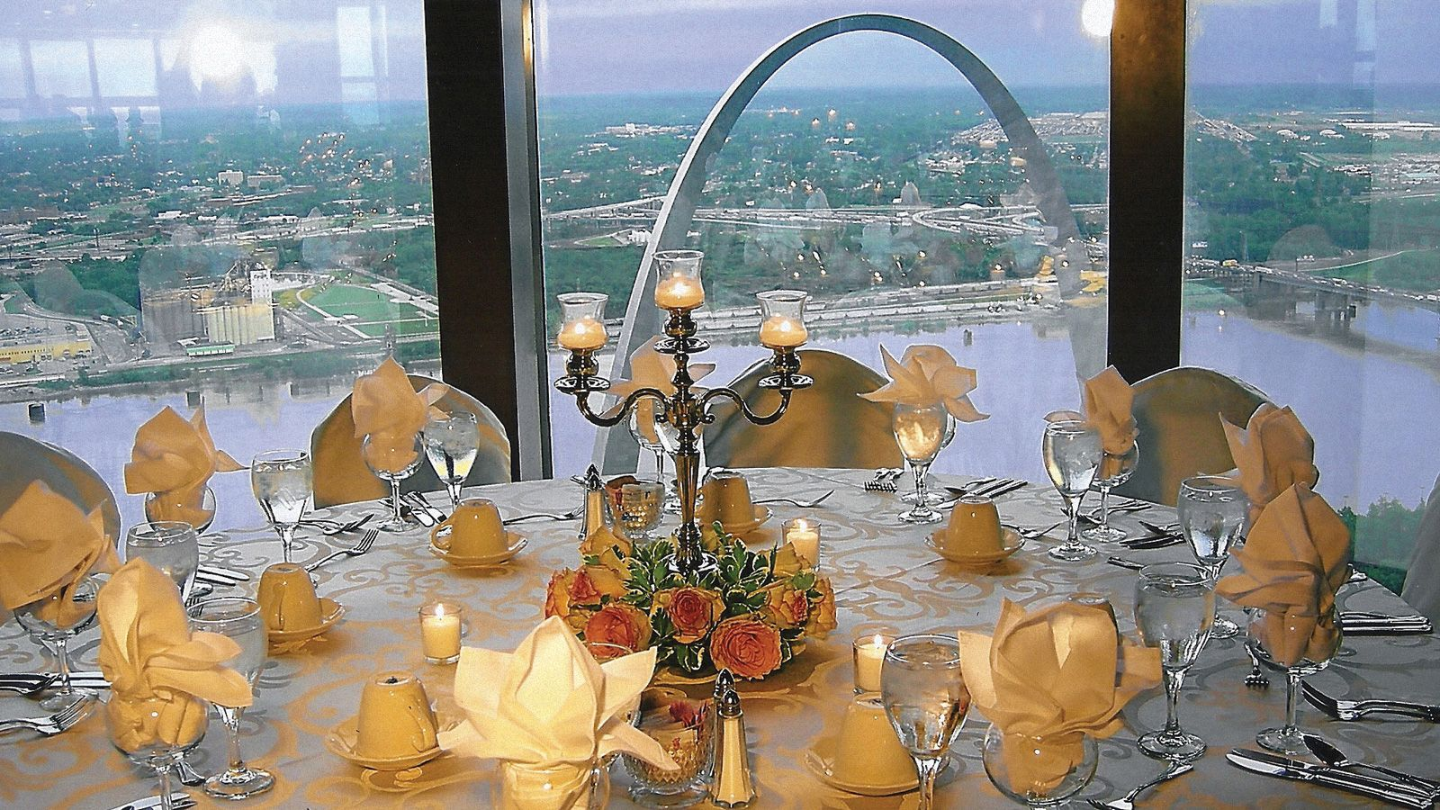 Kemoll S Makes 100 Most Scenic Restaurants In America List St Louis Mo Stlrestaurant News Has Several Fantastic With