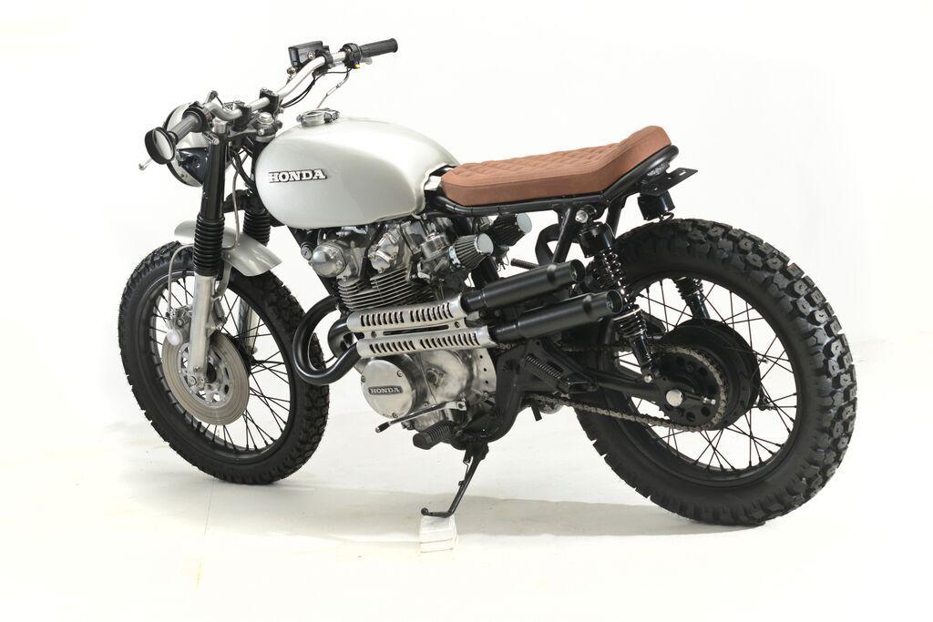 Honda CB450 Scrambler 1 1024x683