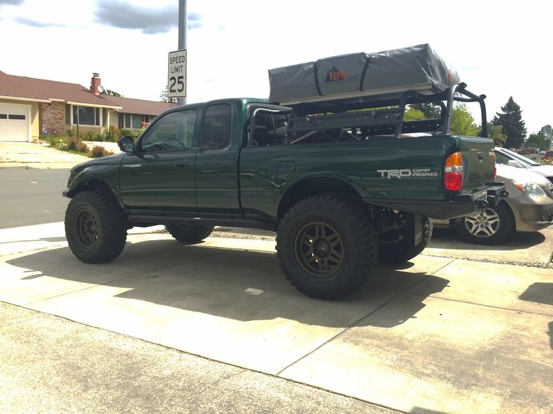 What Have You Done To Your Tacoma Today 1st Gen Edition