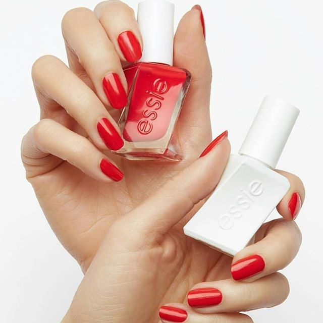 Brush up on luxury with the new essie gel couture. A twist on a ...