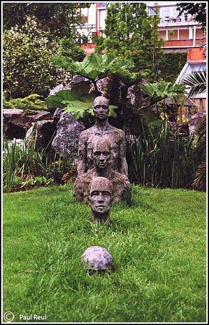 Botanic Garden Antwerp by freakingpolle, via Flickr