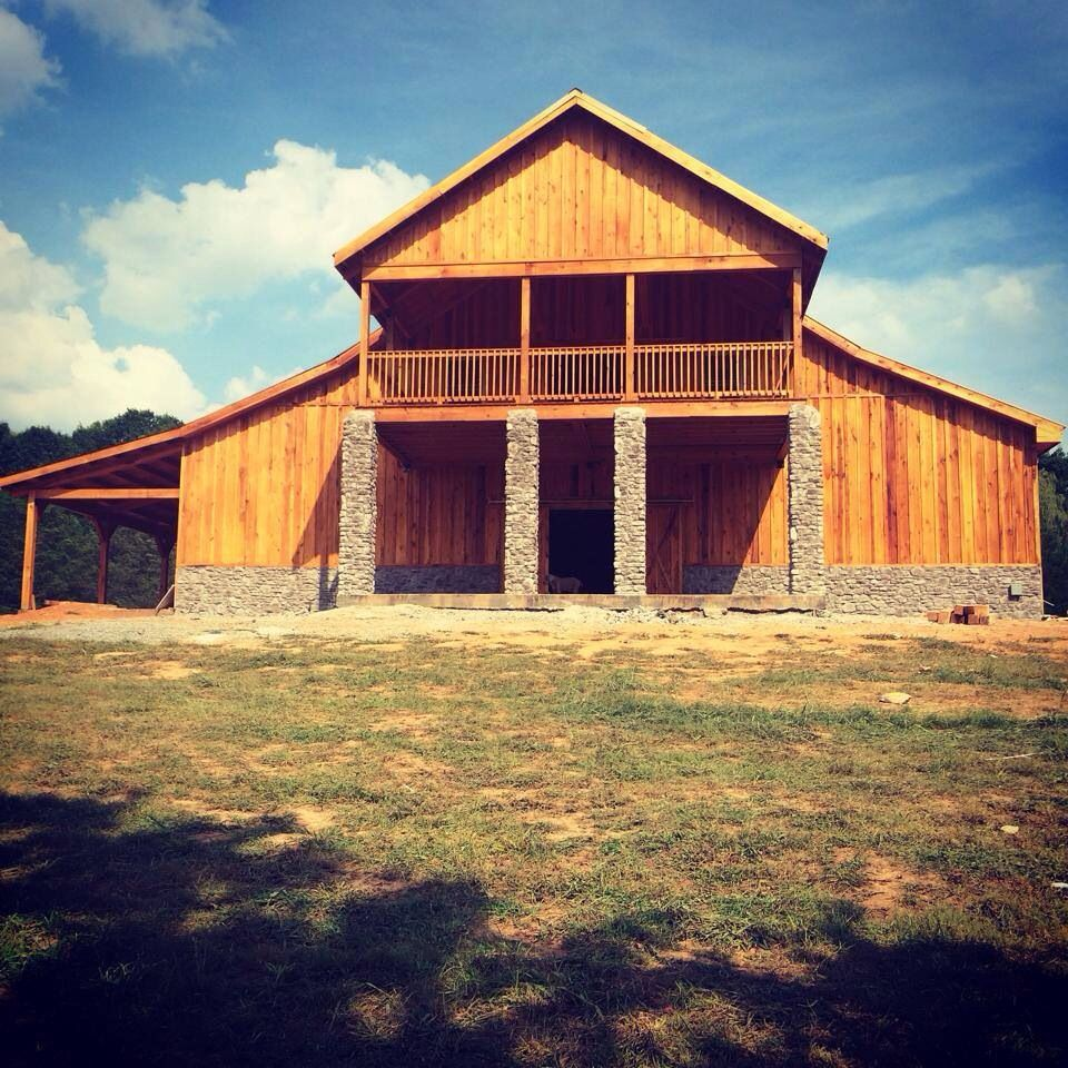 Wedding Venues In Tennessee: Sacred Stone In Fayetteville, TN