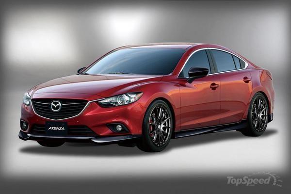 2013 Mazda Atenza Racer Top Speed Mazda Mazda 6 Tokyo Motor Show