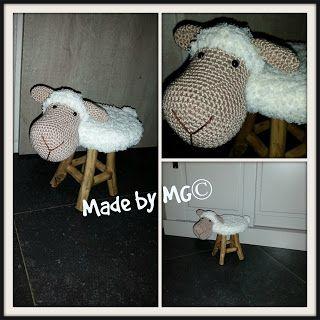 Made By Mg Schaap Krukje Haken Pinterest Crochet How To Make