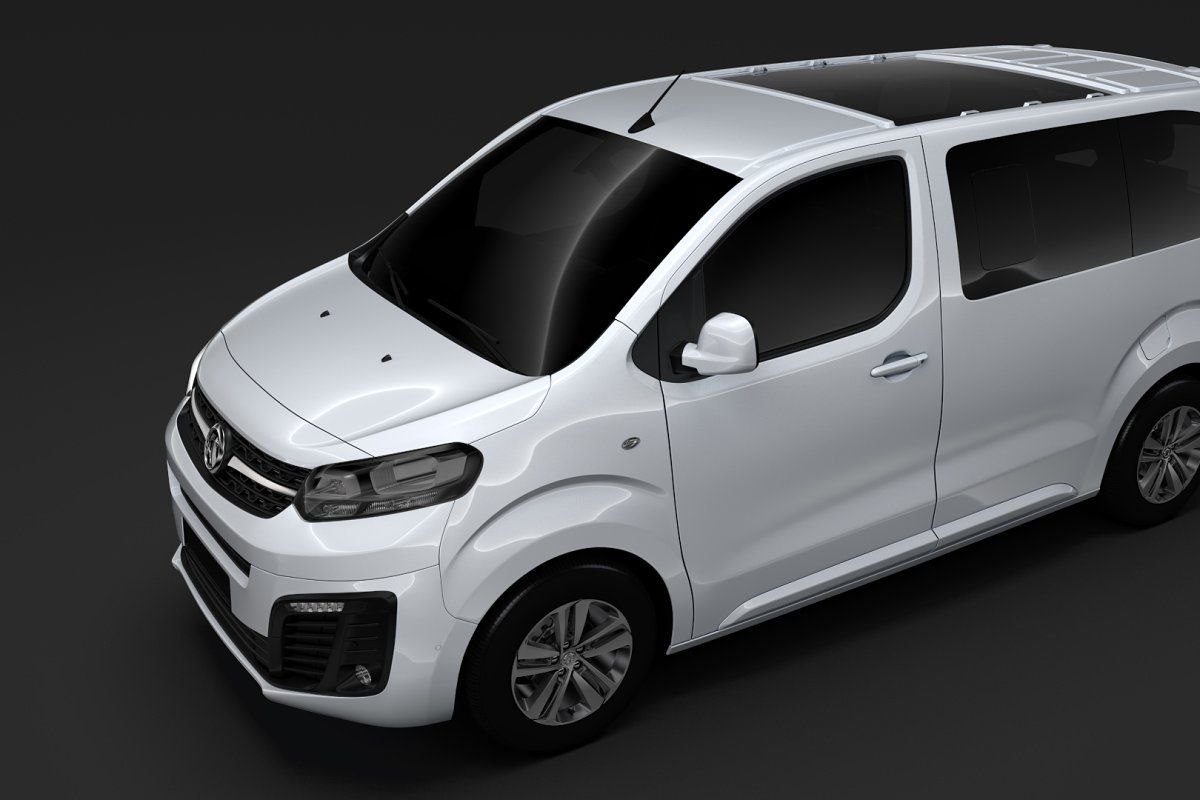 Vauxhall Zafira Life L1 2019 Team Models Vauxhall Opel