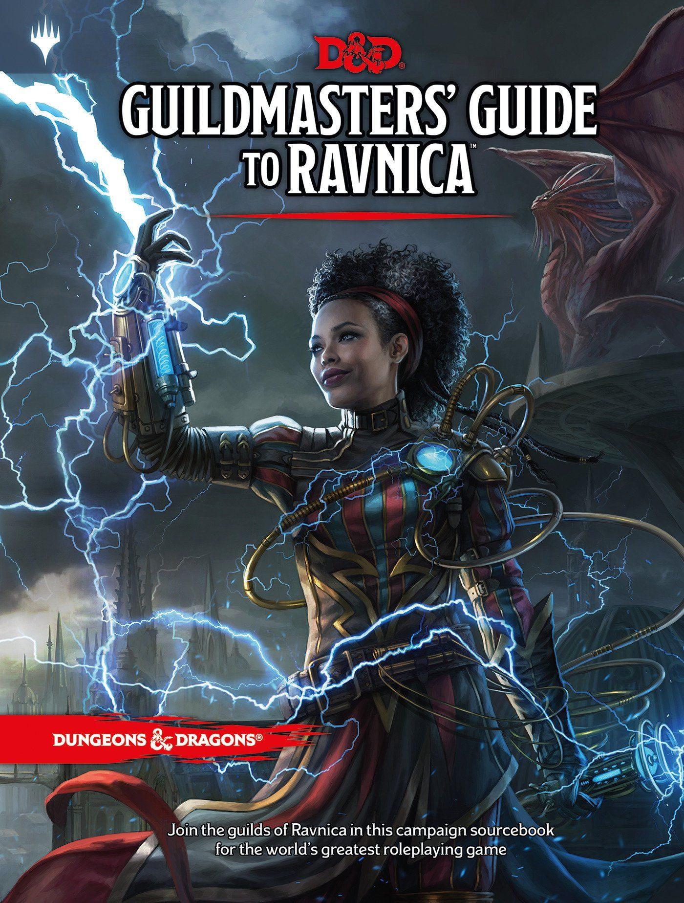 D D Guildmasters Guide To Ravnica Dungeons And Dragons Books
