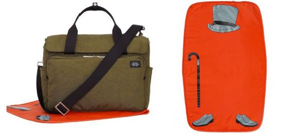 Jack Spade Soft Nylon Dad Bag Family Plans