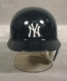 eebff642655 New York Yankees Mini Batting Helmet