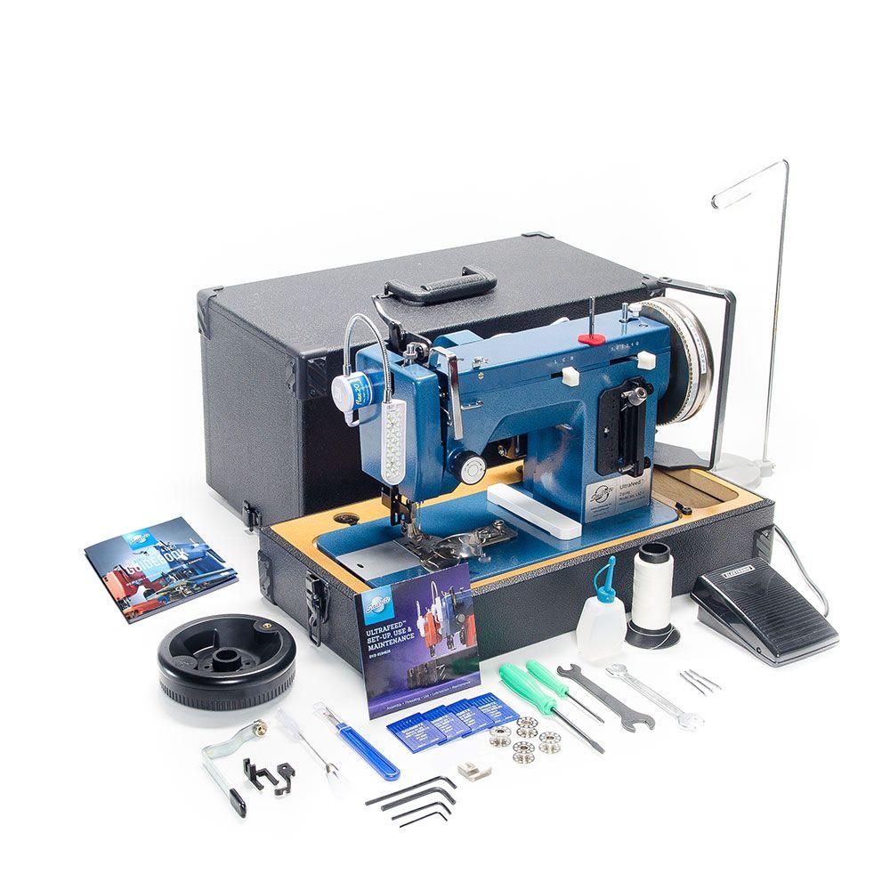 Ultrafeed® LSZ-1 PREMIUM (110V) Walking Foot Sewing Machine