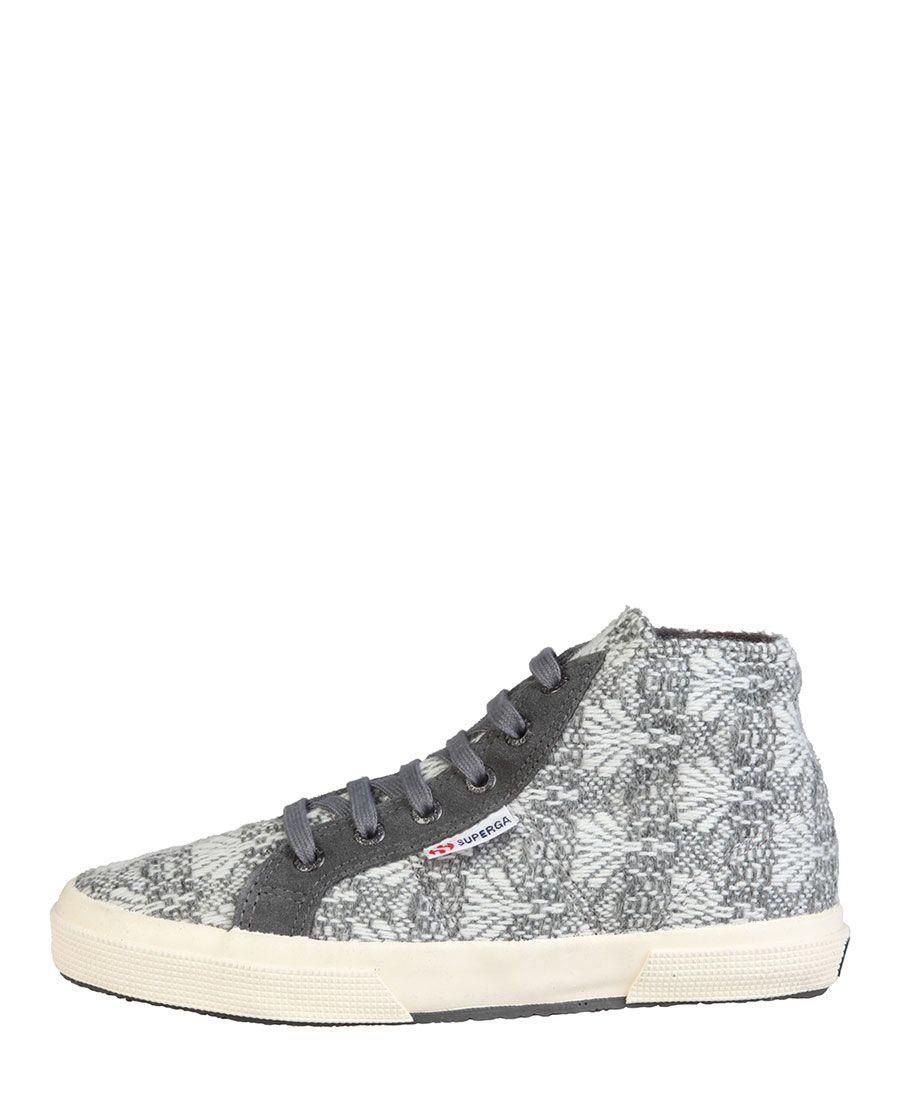 Alta qualit Sneakers Superga S0072G02095 Unisex Grigio vendita